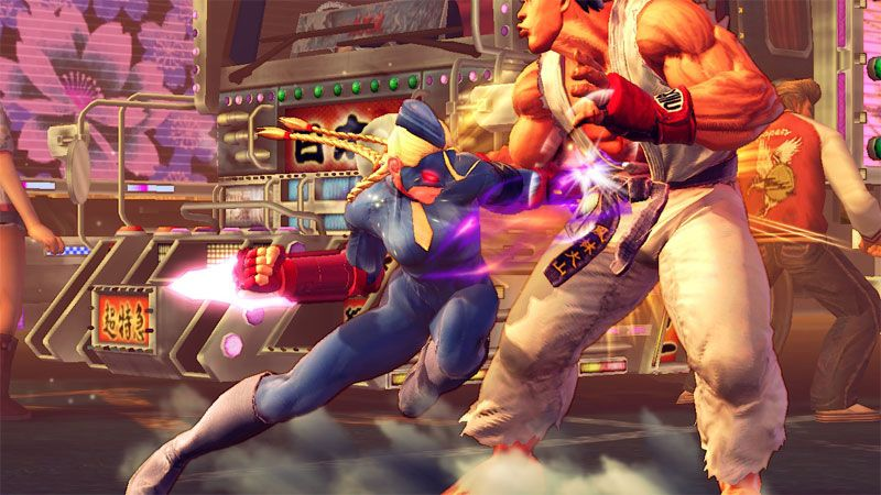 Ultra Street Fighter IV : Trailer et infos du collector