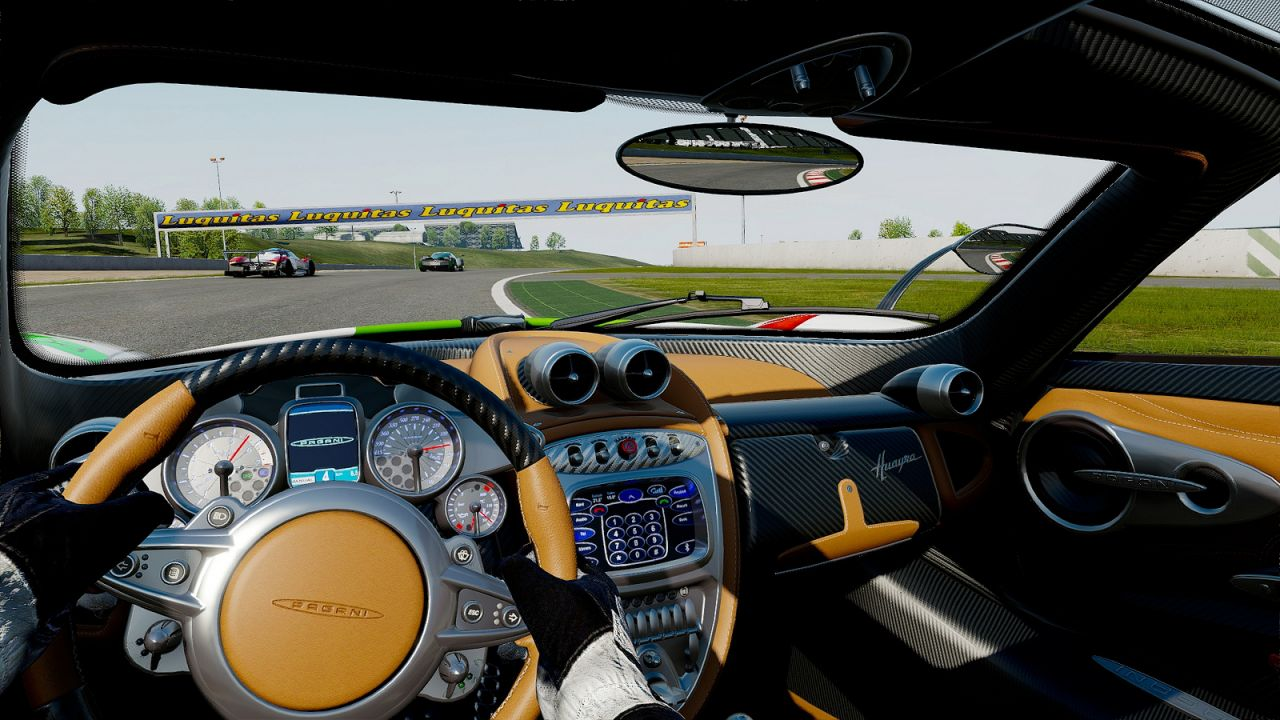 Project CARS : Un peu de gameplay