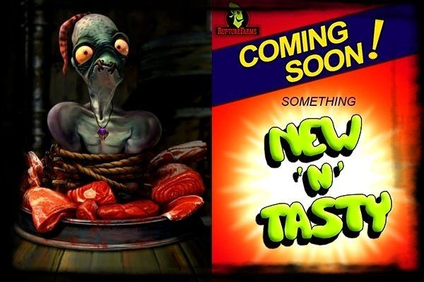 Oddworld New'n Tasty : Une suite si...