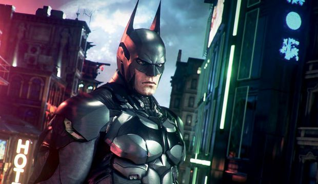 Batman Arkham Knight : Repoussé en 2015