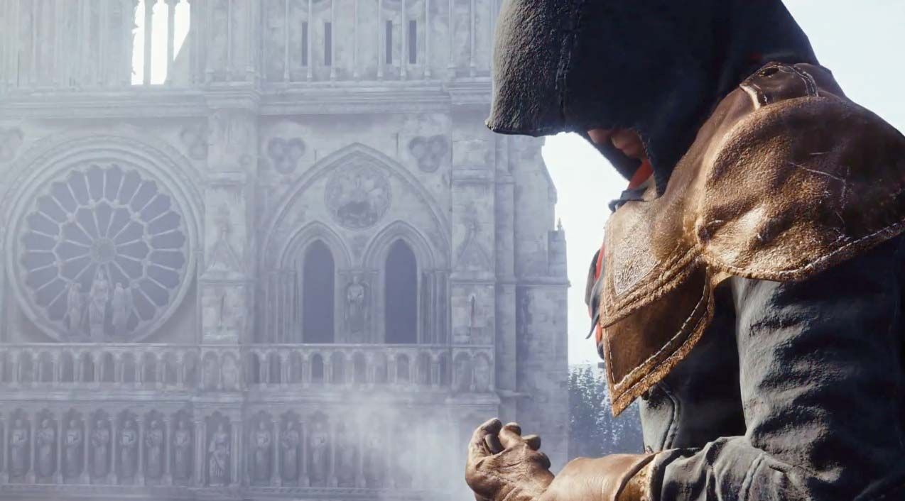 E3 2014 : Assassin's Creed Unity en coop à 4 !