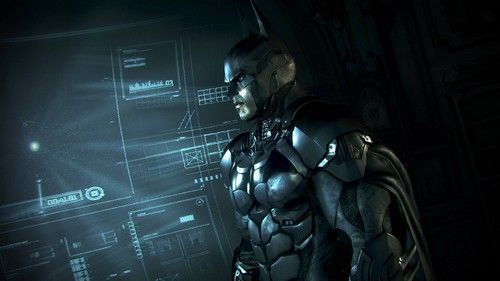 E3 2014 : Batman et la batmobile en action