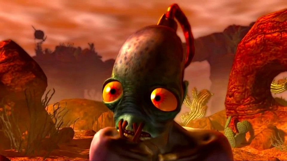 Oddworld New'n Tasty : La date sur PS4 et une version One