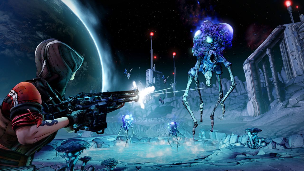 E3 2014 : Du gameplay pour Borderlands The Pre-Sequel