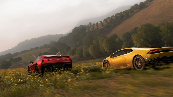 E3 2014 : Forza Horizon 2 en action