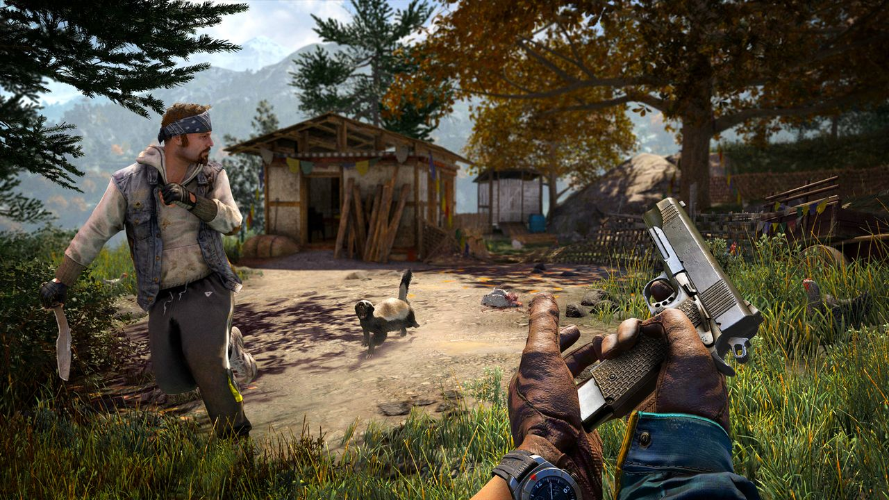 E3 2014 : Nouvelle fournée de Far Cry 4