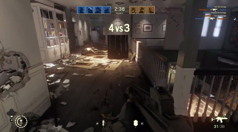 E3 2014 : Encore du gameplay pour Rainbow Six Siege