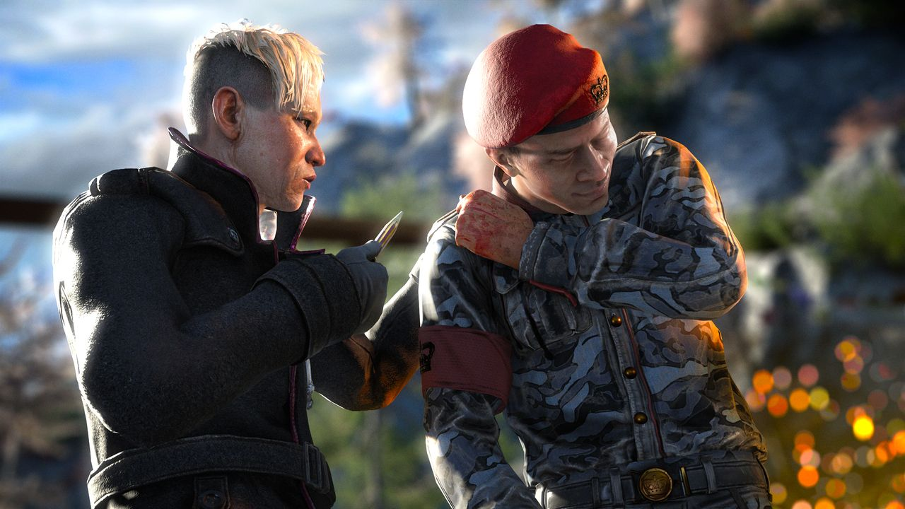 Far Cry 4 : Ajay Ghale et du gameplay