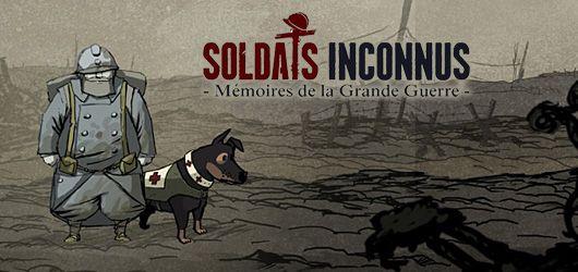 Soldats Inconnus : Memoires de la grande guerre