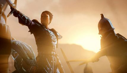 Dragon Age Inquisition : Encore du gameplay