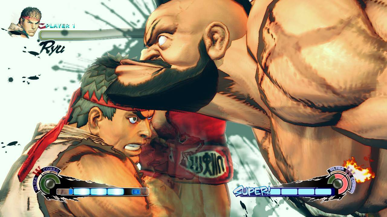 Ultra Street Fighter IV : Nouveau trailer