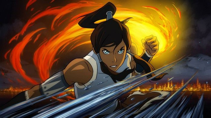 The Legend of Korra : Une vidéo de gameplay