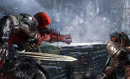 Lords of the Fallen : Une autre vidéo de gameplay