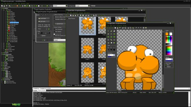 GC 2014 : GameMaker Studio sur Xbox et Windows