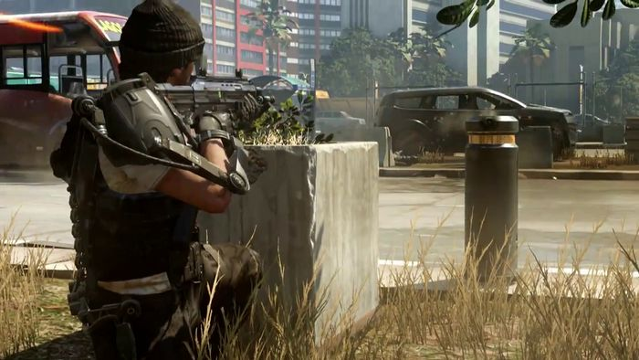GC 2014 : Une séquence solo pour COD Advanced Warfare