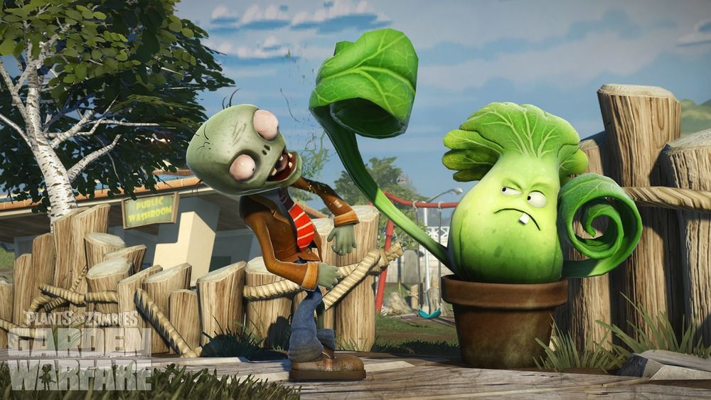 PvZ Garden Warfare: Au tour de la Playstation