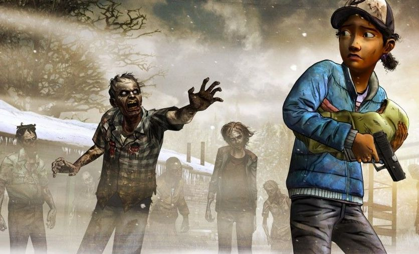 The Walking Dead : Le dernier trailer de la saison 2