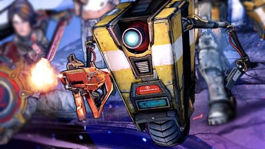 Borderlands The Pre-Sequel : Claptrap à la Gamescom