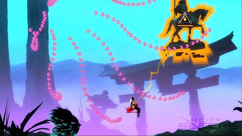 A City Sleeps: Le nouveau shoot'em up musical de Harmonix