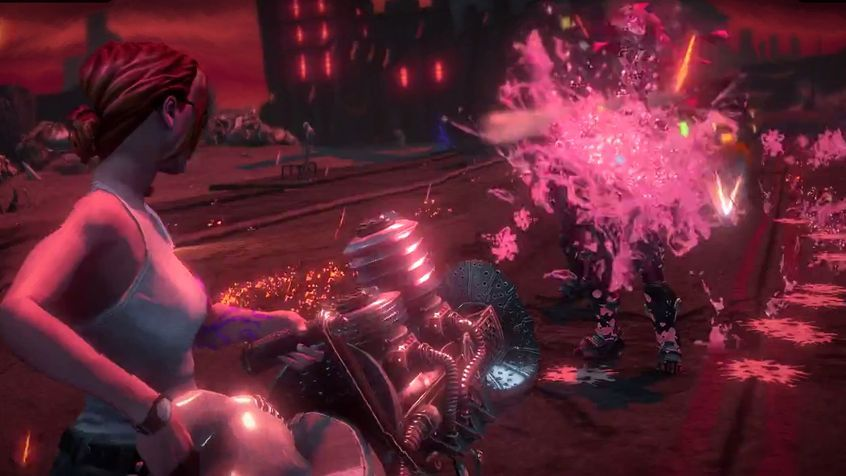 Gat Out of Hell : Du gameplay venu de la PAX Prime