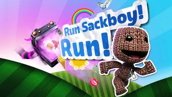 Run Sackboy! Run! : Un Sackboy plutôt pressé