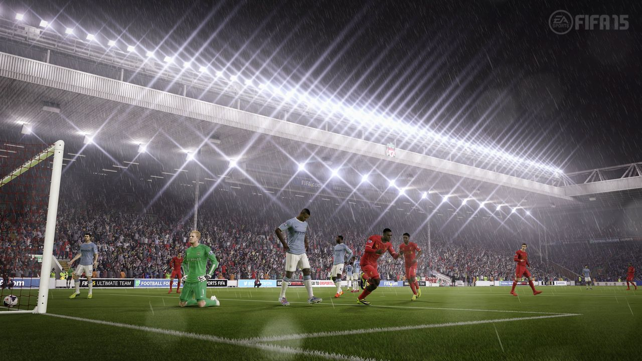FIFA 15 : La démo disponible sur One