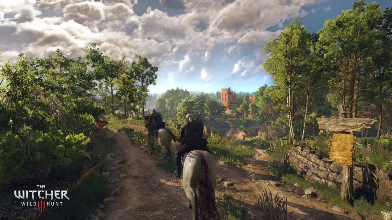 The Witcher 3 : Diffusion d'un carnet de développeur