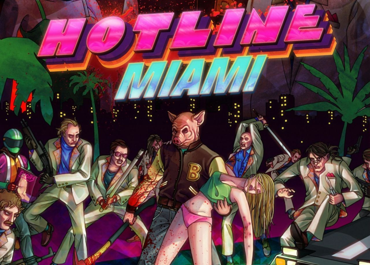 Test : Hotline Miami