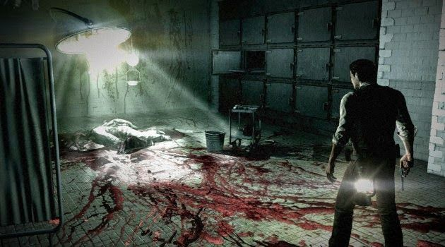 The Evil Within : Un trailer de lancement !