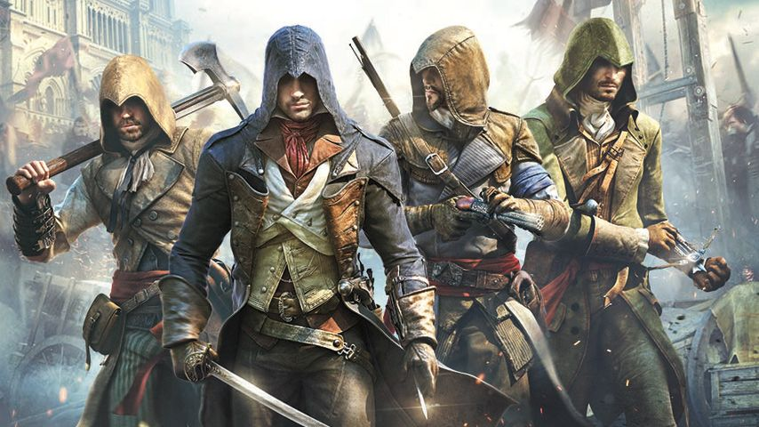 Assassin's Creed Unity : Un nouveau trailer !