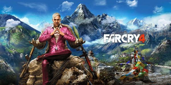 Far Cry 4 : A la découverte de Kyrat 2