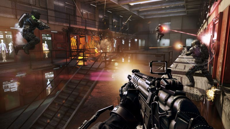 COD Advanced Warfare : Un mode zombie en préparation ?