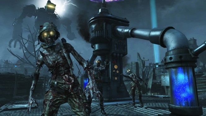 Call of Duty Advanced Warfare : Les zombies en DLC !!