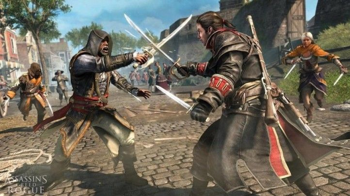 Assassin's Creed Rogue : Le trailer de lancement