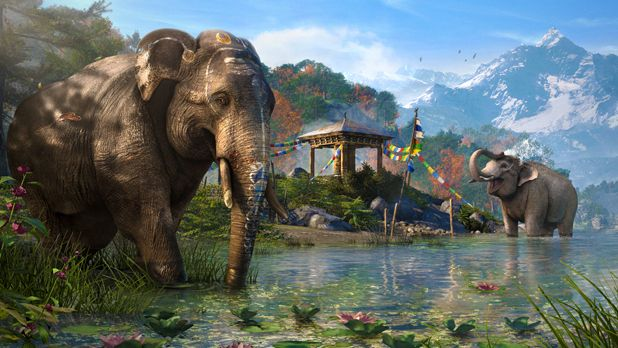 Far Cry 4 : Une visite guidée de 8 minutes !
