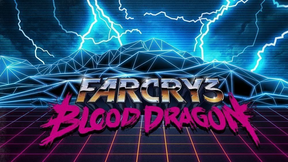 Test : FarCry 3 Blood Dragon