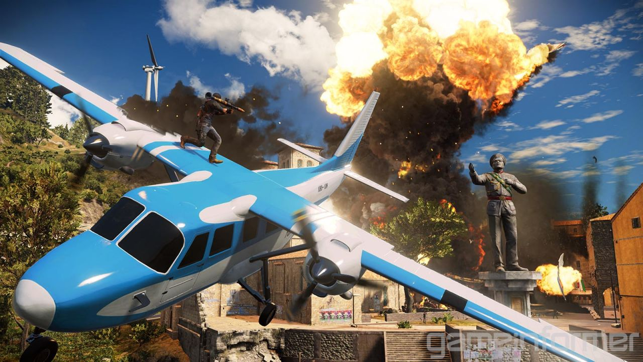Just Cause 3 : Des informations !