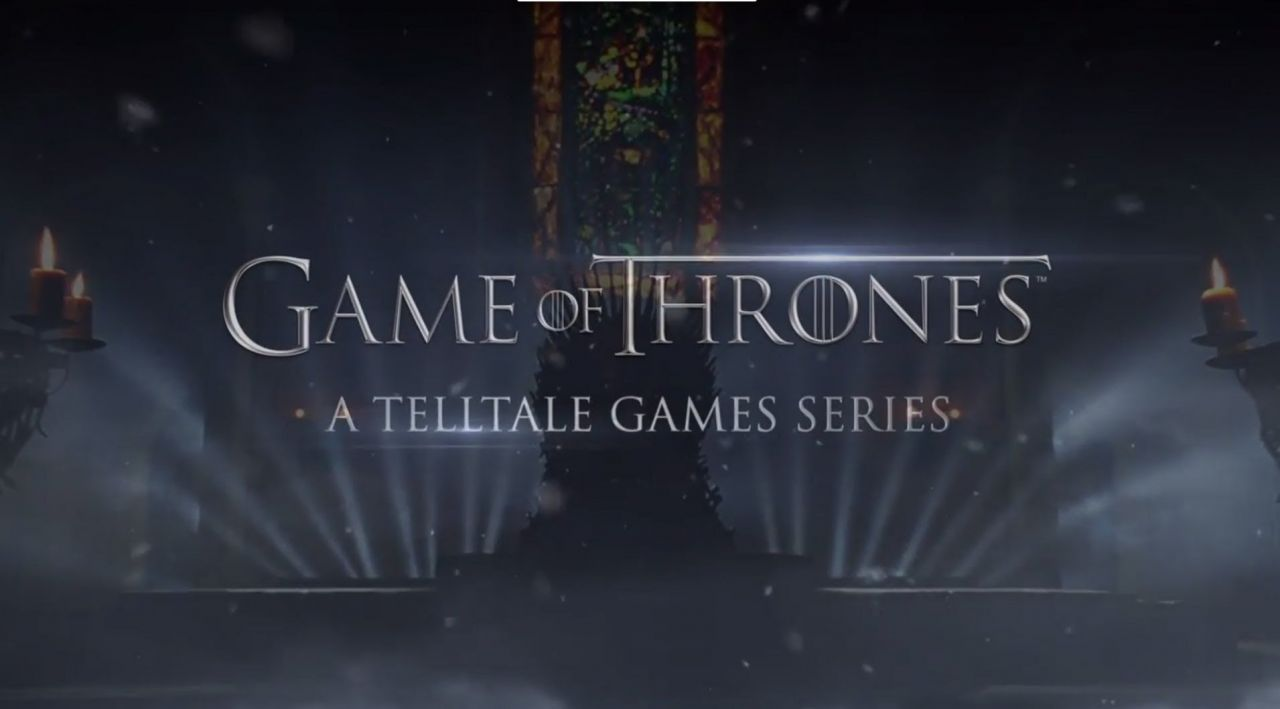 Game of Thrones - A Telltale Games Series : Configuration Requise + Ouverture des précommandes
