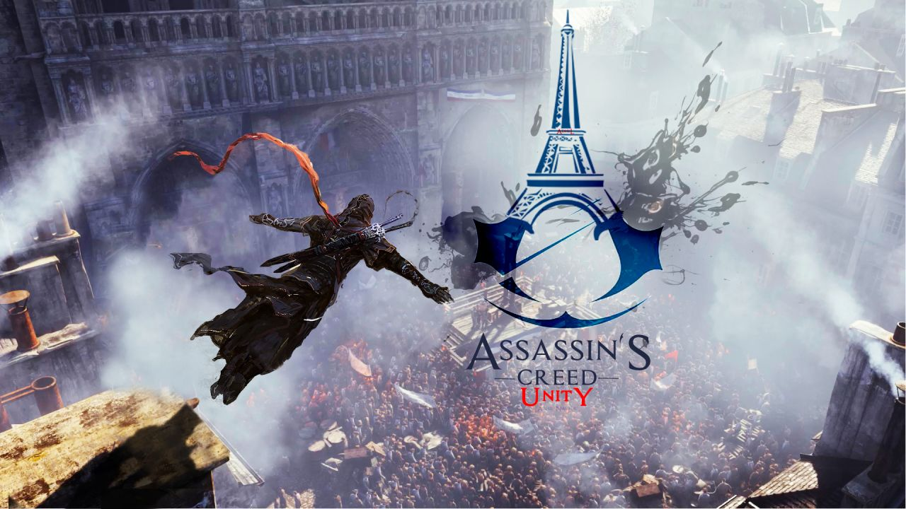 Assassin's Creed Unity : Le patch 3 est de sortie !