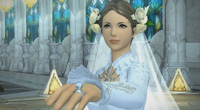 Final Fantasy XIV : Le mariage possible !