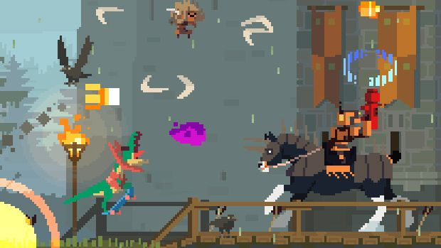 Super Time Force Ultra : Shuhei Yoshida jouable sur PS4 !