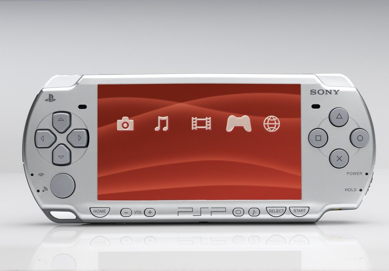 Back to the Future : 12 Décembre 2004 - La Playstation Portable/ PSP
