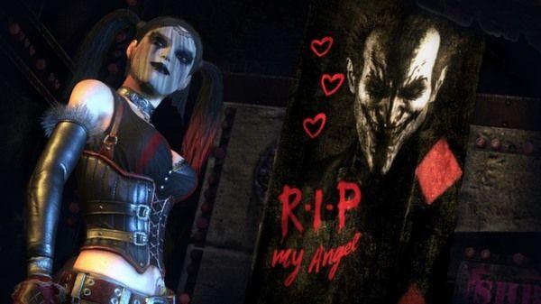 Batman Arkham City : La Revanche d'Harley Quinn