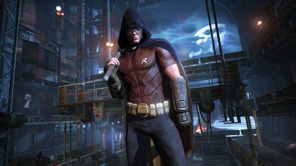 Test Ecrit Batman Arkham City : La Revanche d'Harley Quinn