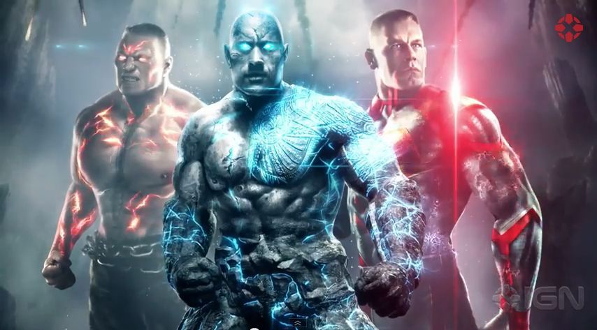 WWE Immortals: du catch explosif sur mobile et tablette
