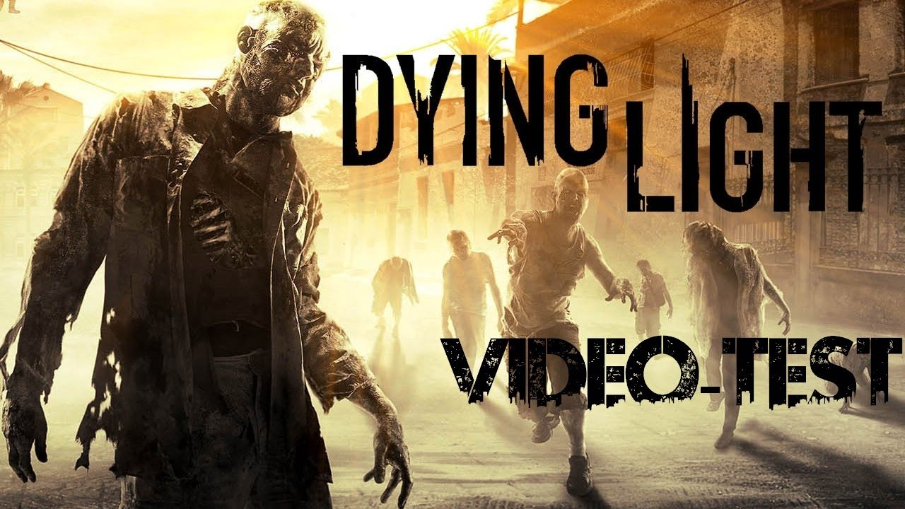 [Video-Test] Dying Light