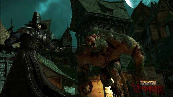 Warhammer: End times vermintide annoncé