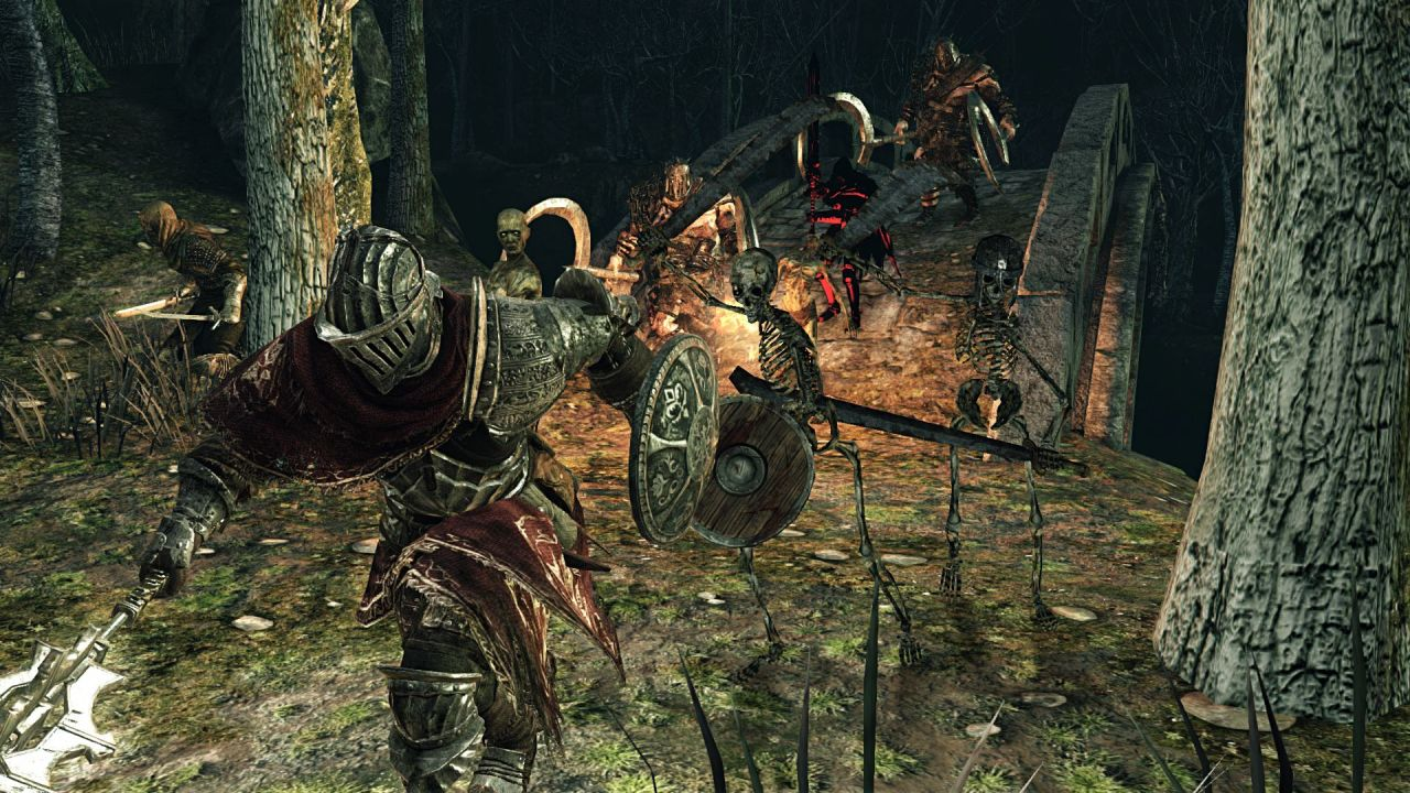 Dark Souls 2 : Scholar of the First Sin - Les images