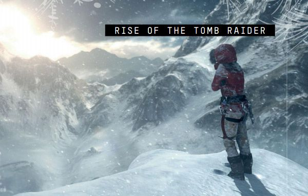 Rise of the Tomb Raider : Lara s'illustre à nouveau