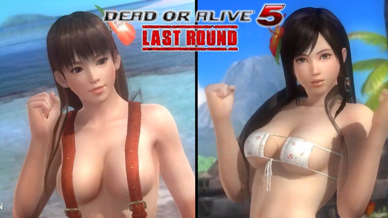 [Video-Test] Dead Or Alive 5 : Last Round